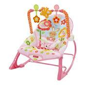 Cadeirinha De Balanço Minha Infância Meninas Y4544 Fisher Price