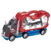Caminhão De Ferramentas Hot Wheels Desmontável 7504-9 Fun