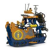 Navio Comando Do Mar Imaginext DFX93 Fisher Price