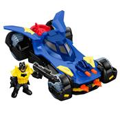 Boneco Super Batmóvel Imaginext DHT64 Fisher Price