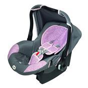 Bebê Conforto Nino Com Capota Upper Até 13 Kg Rosa Tutti Baby