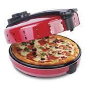 Forno Elétrico Para Pizza Hamilton Beach 1200W Vermelho