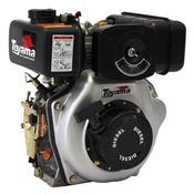Motor Á Diesel Toyama TD50FO 4.7 Hp 211cc 4 Tempos Partida Manual