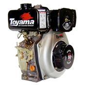 Motor Á Diesel Toyama Td50fe 4.7 Hp 211Cc Partida Elétrica