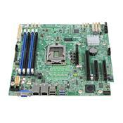 Placa Mãe Servidor Intel Dbs1200spsr Xeon E3-1200V5 Ddr4 Udimm 2X Rede Gbe Lga 1151
