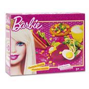 Barbie Massinhas De Modelar Comidinha Divertida Fun