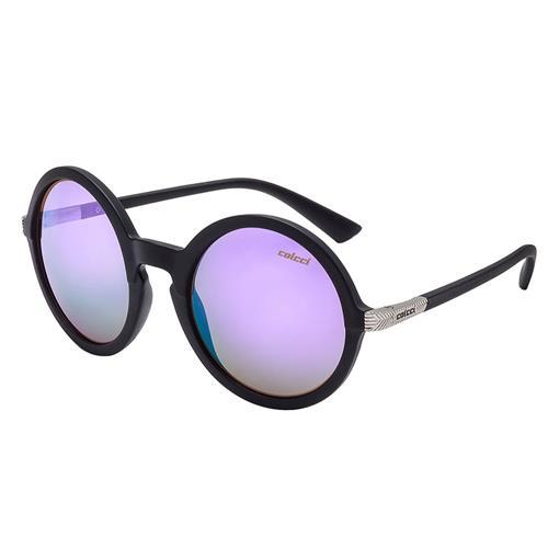 c8d5ecb12 Óculos De Sol Janis Proteção UV Policarbon Lente Roxa Colcci na ...