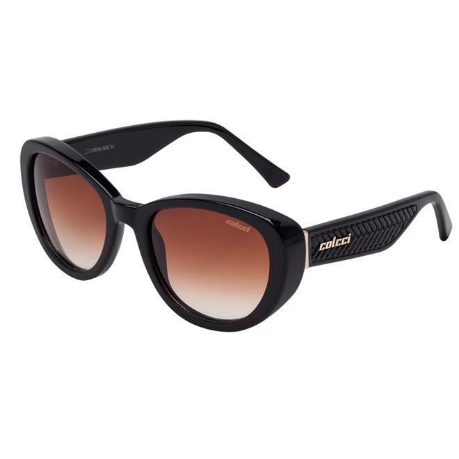 Óculos De Sol Masculino Preto Brilho C0016 Colcci na Estrela10 6e0f104081