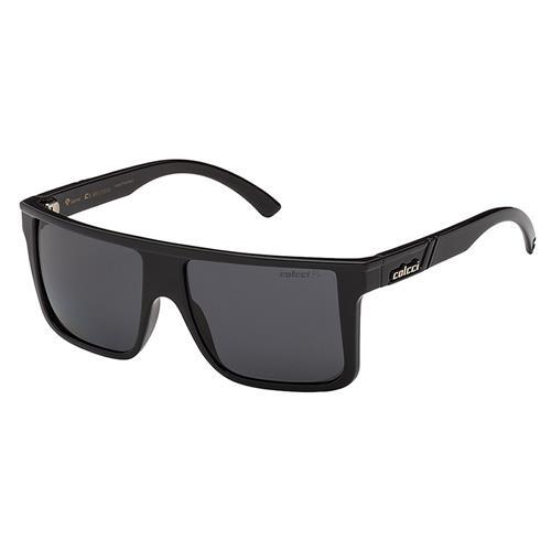 53f954004 Óculos De Sol Garnet Masculino Preto Brilho Colcci na Estrela10