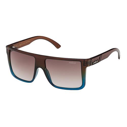 64a82db74 Óculos De Sol Garnet Masculino Marrom E Azul Degradê Colcci na Estrela10