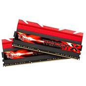 Memória Ram Trident 16Gb 2X8gb Ddr3 2133Mhz F3-2133C9d-16Gtx G.Skill