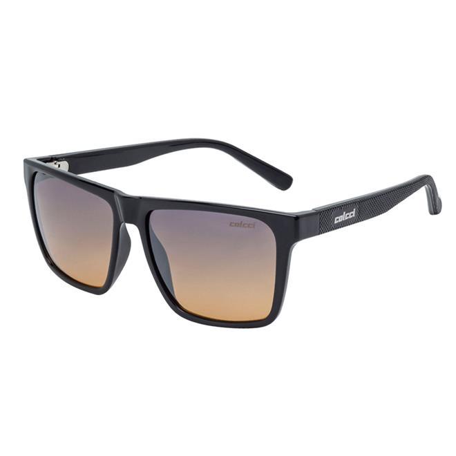 c27bea88a59c2 Óculos De Sol Paul Preto Lente Azul C0062a0221 Colcci na Estrela10