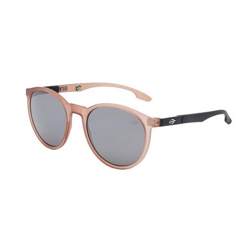 56daa744ec079 Óculos De Sol Maui Cinza E Nude M0035 Mormaii na Estrela10