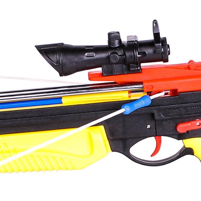 70c19805a82 Conjunto Crossbow Bel Brink Mira De Led Com Super Alvo na Estrela10