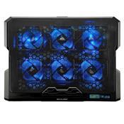 Base Para Notebook Até 17 Pol Usb Com Cooler Ac282 Multilaser