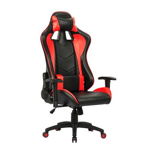 Cadeira Gamer Giratória Racer Vermelha Rx10 Pro Cdg-01 Trevalla