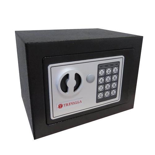 Cofre De Segurança Digital Preto Tl-Cof11b Trevalla