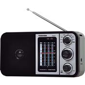 Rádio Portátil Fm Am Usb Mp3 Tr849 Preto Semp Toshiba