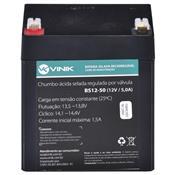 Bateria Selada Vlca 12V 5A Bs12-50 Vinik