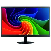 Monitor Led 15.6 Pol Widescreen 1366x768 E1670swu/Wm Aoc