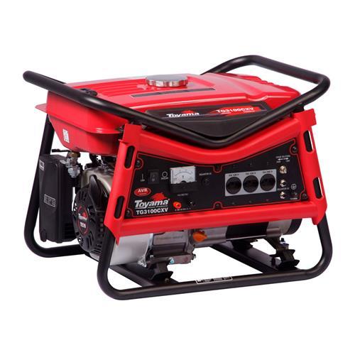 Gerador De Energia À Gasolina 3.1 Kw 60Hz Tg3100cxev Toyama
