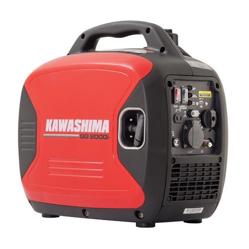 Gerador De Energia Gasolina Kawashima Gg 2000I Inverter 2000W 127V