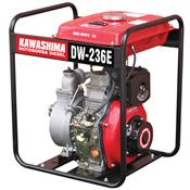 Motobomba A Diesel Autoescovante Para Água Limpa 4.2 Hp Dw-236E Kaw...