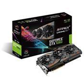 Placa De Vídeo Geforce Gtx 1060 6Gb Ddr5 192Bits Strix-Gtx1060-O6g-Gamin Asus