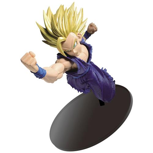 Boneco Action Figure Gohan Super Saiyan Dragon Ball Z Bandai Banpresto