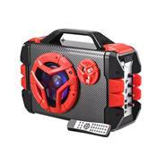 Caixa De Som Multiuso Bluetooth E Microfone Com Alça Sp250 Multilaser