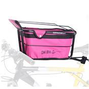 Cadeirinha Para Cães Bike Dog Full Pink Al190 Altmayer
