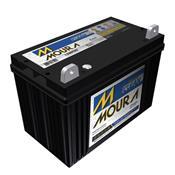 Bateria Moura Energy Clean Solar 12V 80Ah Rs12mf80 Centrium Energy