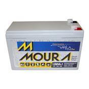 Bateria Estacionaria Moura Energy 12V 7Ah 12Mva-7 Centrium Energy