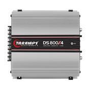 Módulo Amplificador De Som 800W Rms 4 Canais 1 Ohm Ds800 Taramps