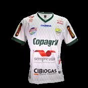 Camisa Oficial Copagril Futsal 2018 Branca