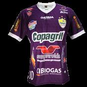 Camisa Oficial Copagril Futsal 2018 Grená