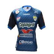Camisa Oficial Copagril Futsal 2018 Goleiro Azul 76c827affc587