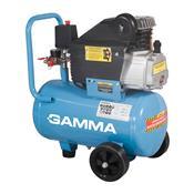 Compressor De Ar Pistão 25L 8 Bar 2Hp Gamma