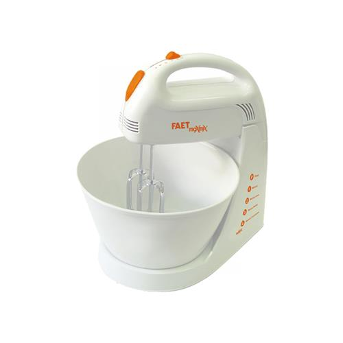 Batedeira Max Mix 2.5L 4 Velocidades 130W Branca Faet
