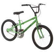Bicicleta Rebaixada Aro 20 Verde Kw Pro Tork Ultra
