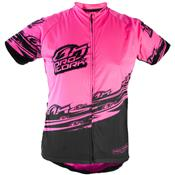 Camisa Para Ciclismo Adulta Bike Line Rosa Ultra Bikes