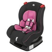 Cadeirinha Para Auto Atlantis 9 À 18 Kg Preto E Rosa Tutti Baby