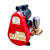 Lavadora De Alta Vasão E Média Pressão 450 Psi 3Cv Mono 127/220V Lr-28/3 Zm Bombas
