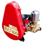 Lavadora De Alta Vazão E Média Pressão 300 Psi 28L Lr-28/2 Zm Bombas