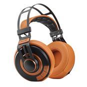 Fone De Ouvido Headphone Premium Large Bluetooth Laranja Ph243 Pulse
