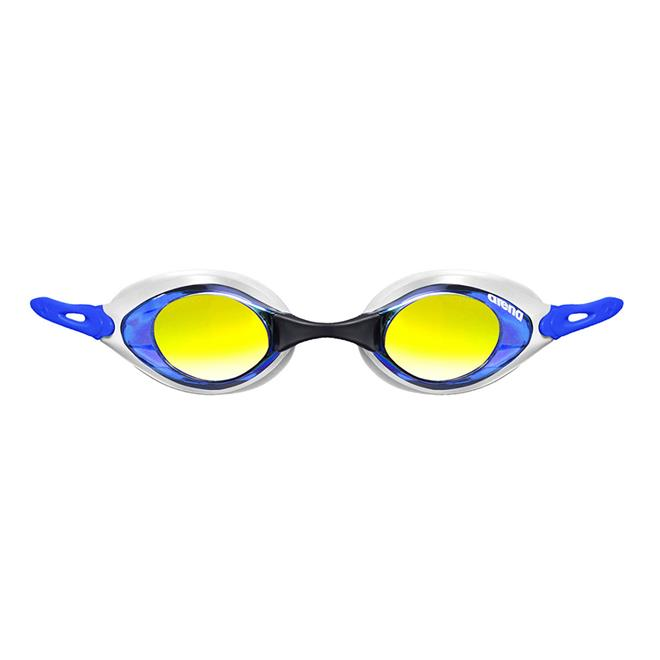 231d9aadd Óculos Cobra Mirror Azul E Branco Lente Laranja Espelhado Arena. Ampliar