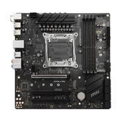 Placa Mãe M-Atx Intel Lga 2066 Ddr4 X299m-A Pro 7 Geração Msi