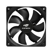 Cooler Fan Storm 8cm 3 Pinos F7-Mb10bk C3 Tech Plus
