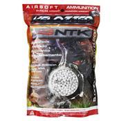 Esferas Para Airsoft 5000 Pçs 6mm Velozter Ntk Tático