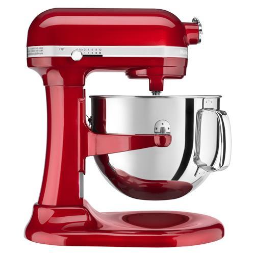 Batedeira Stand Mixer Proline 6.9L Vermelha Kitchenaid